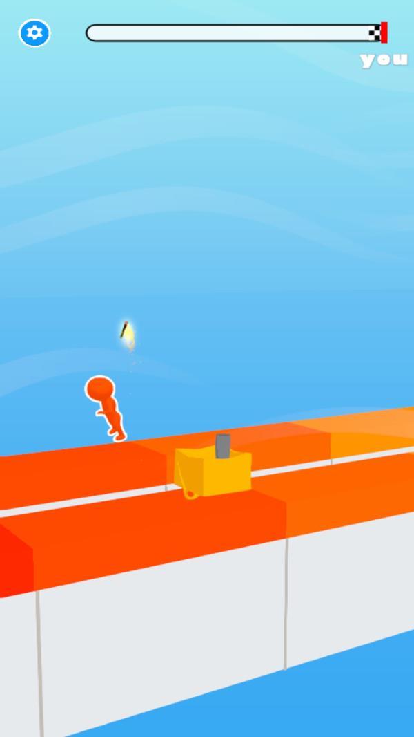 气球赛车截图
