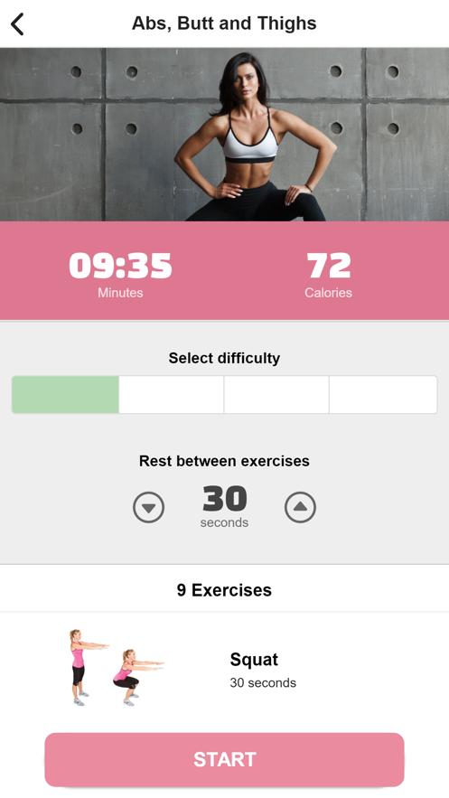 21天健身挑战