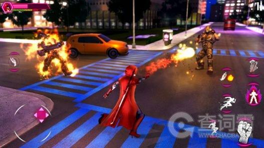 盛大超级英雄正义模拟器