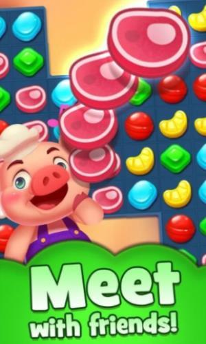 糖果爆炸狂热
