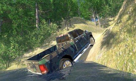 越野皮卡车R