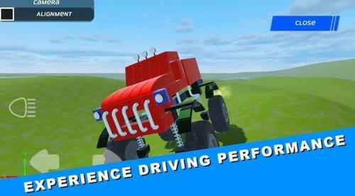 汽车建造模拟器