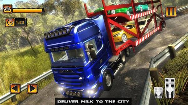 新货车卡车