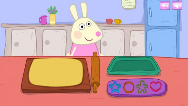 兔宝宝逛中华美食城