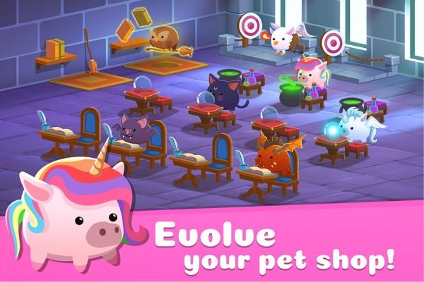 宠物店和动物护理