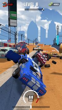疯狂赛车碰撞3D